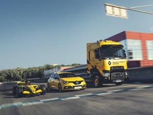 Renault Trucks'tan Renault T Sport Racing Yüksek Kabin