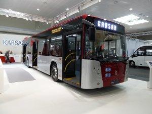 Karsan, Romanya'daki otobüs ihalesini kazandı