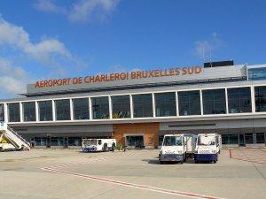 Belçika'da hava trafiği durdu