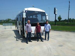 Temsa Bayisi Yaşaroğlu 6 ile 22 araç teslimi yaptı