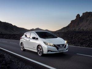 Avrupa'nın en çok satan elektrikli aracı Nissan Leaf oldu