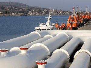 Türk Akımı kıyı geçişi çalışmaları başladı