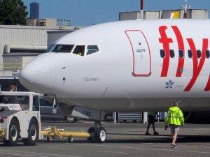Pegasus'un yeni uçağı 'Yasemin' filoya katıldı