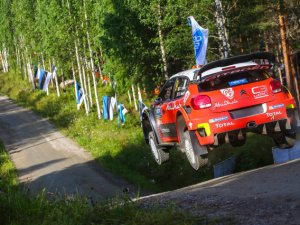 Citroen C3 WRC Rally Finland'a hazır