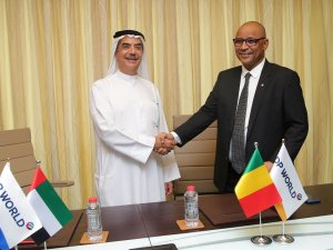DP World Mali'de lojistik merkez inşa ediyor