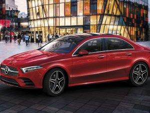 Mercedes-Benz A-Class Sedan tanıtıldı