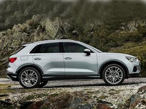 Audi Q3'ün dünya lansmanı gerçekleşti