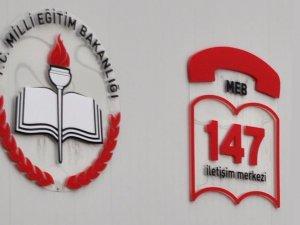 MEB'in '444 0 632' numaralı hattı hizmette
