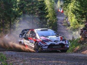Toyota, Finlandiya Rallisi'nden zaferle döndü
