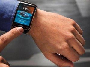BMW'den akıllı saat!