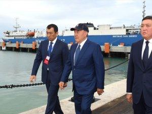 Kazakistan transit taşımacılık gelirini artırıyor