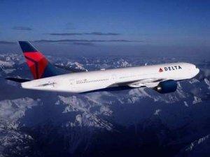 Delta uçağı 7.5 saat sonra geri döndü