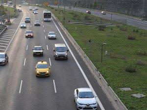 Anadolu Otoyolu Bolu Dağı geçidinde trafik rahatladı