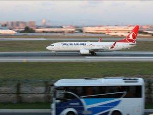 Soçi'ye giden THY uçağı İstanbul'a döndü