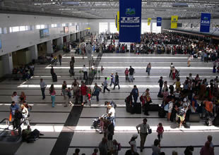 Antalya'nın ziyaretçi sayısı 10 milyonu aştı