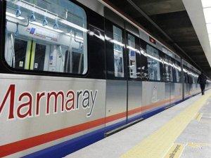 Marmaray'da sefer sayısı arttı