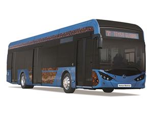 TEMSA, üç gözde aracıyla Hannover Ticari Araç Fuarı'nda