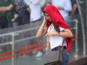 Marmara'da kuvvetli yağış bekleniyor