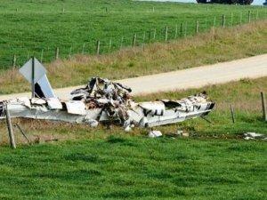 Avustralya'da uçak kazası!