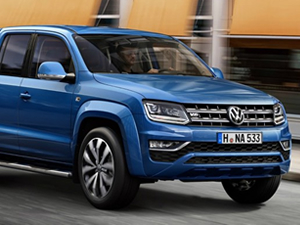 Volkswagen Amarok V6 satışa sunuldu
