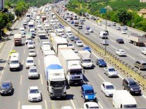 2016 yılına ilişkin taşıt-kilometre istatistikleri açıklandı