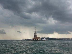 Marmara için gök gürültülü sağanak uyarısı