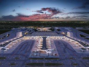 Yeni Havalimanı'nda 10 gerçek uçak ile deneme yapılacak