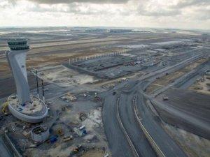 Yeni havalimanının toplu ulaşım ihalesi iptal edildi