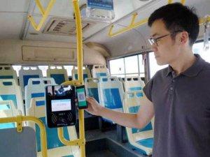 Pekin'de otobüslerde kare kod ile ödeme başlıyor
