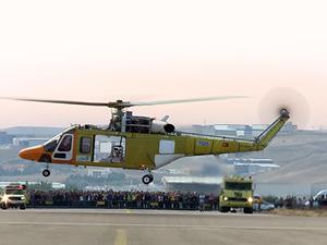 Türkiye, kendi imkanlarıyla helikopter üretebilen 7. ülke