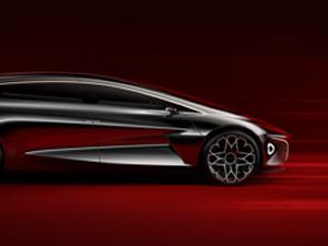 Aston Martin'in ilk elektrikli aracı tanıtıldı