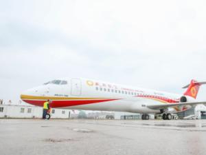 Çinli havayolları Afrika piyasasına giriyor
