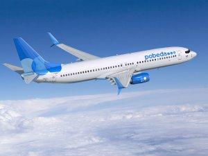 Pobeda Airlines Sabiha Gökçen uçuşlarına başlıyor