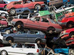 Hurdaya ayrılan araç sayısı arttı