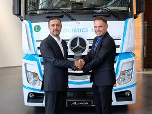 Ekol Lojistik filosunu Mercedes-Benz Türk ile güçlendiiriyor