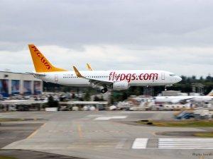 Pegasus'un yolcu sayısı yüzde 12 arttı