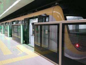 Sürücüsüz metroda ikinci etap tamamlandı