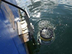 İDO yüzen çöp kutusuyla denizleri temizleyecek