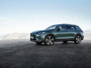 SEAT'ın yeni SUV modeli Tarraco tanıtıldı