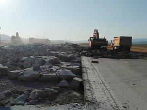 Bodrum Havalimanı'nda çalışmalar devam ediyor