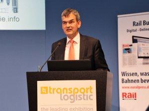 Axel Schuppe: Türkiye'nin tren altyapısını Alman teknolojisiyle Türkiye'de üretelim