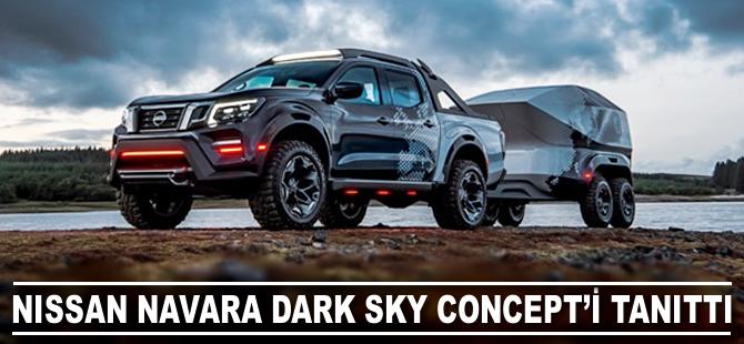 Nissan Navara Dark Sky Concept'i tanıttı