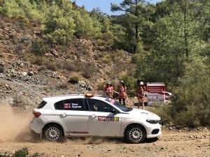 WRC Türkiye Rallisi'nden örnek uygulama
