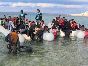 19 bin 685 mülteci yakalandı
