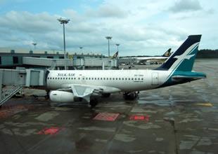 Boeing ve SilkAir 737 için anlaşma imzaladı