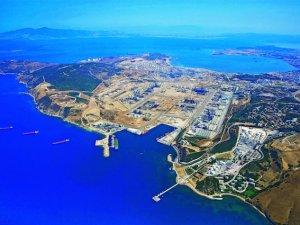 Aliağa deniz ticaretinin gözde limanı olacak