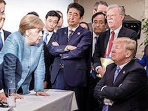 """""""Küresel Sermaye gerileme tehlikesi ile karşı karşıya"""""""