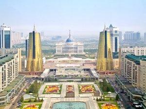 Kazakistan heyeti İstanbul'da!