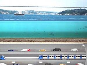 Büyük İstanbul Tüneli Projesi için tarih verildi