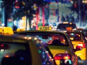Taksiciler bunu yapmak zorunda